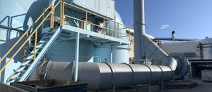 J.Josephson-Regenerative Thermal Oxidizer Renovation